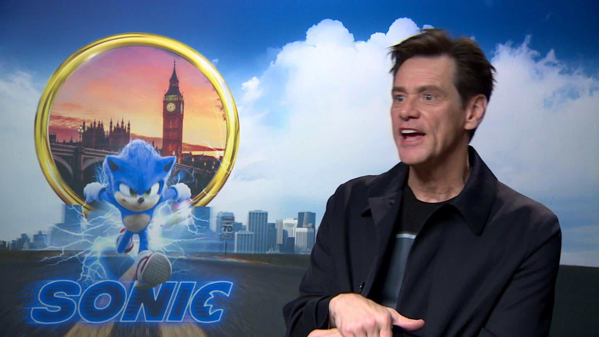Sonic The Hedgehog Cgi Makeover Doesn T Spare Film From Meh Reviews