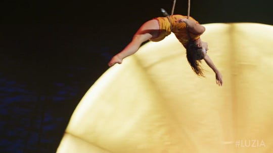 Cirque du Soleil performer suffers fall during 'The Beatles LOVE' show in Las Vegas