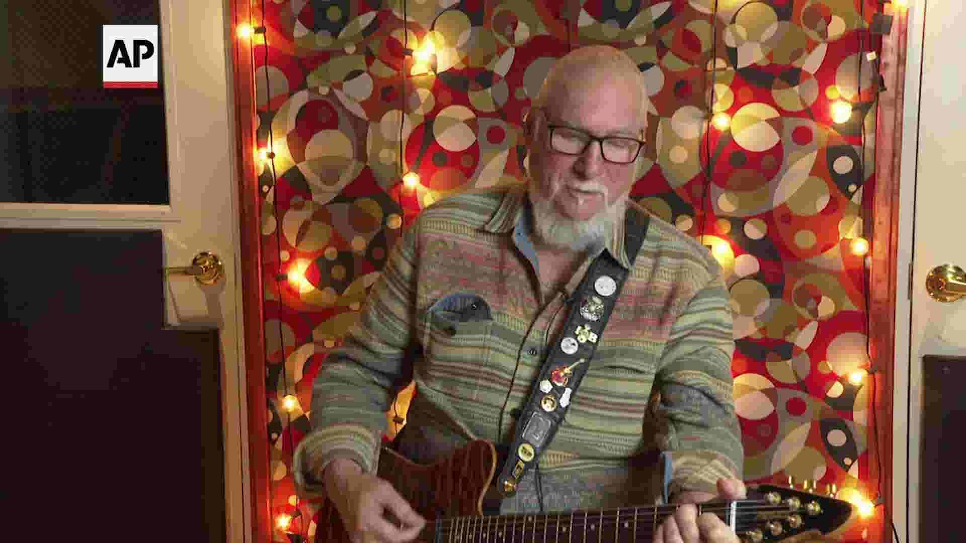 Guitar legend Steve Cropper recalls Blues Brothers, 'Soul Man' riff