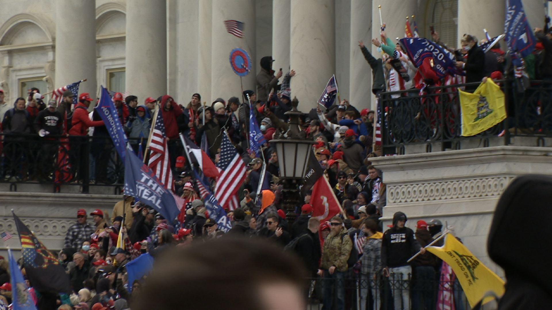 Naples man among those arrested in Washington D.C. after violent Capitol siege 1