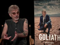 Cast of 'Goliath' talk popularity of the show
