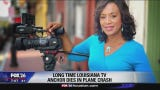 New Orleans journalist Nancy Parker was killed in a plane crash after the aircraft she was shooting a story in went down near a New Orleans airport.