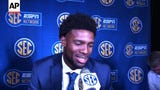 Missouri quarterback Kelly Bryant discusses transition to new program after transferring from Clemson. (jULY 15)