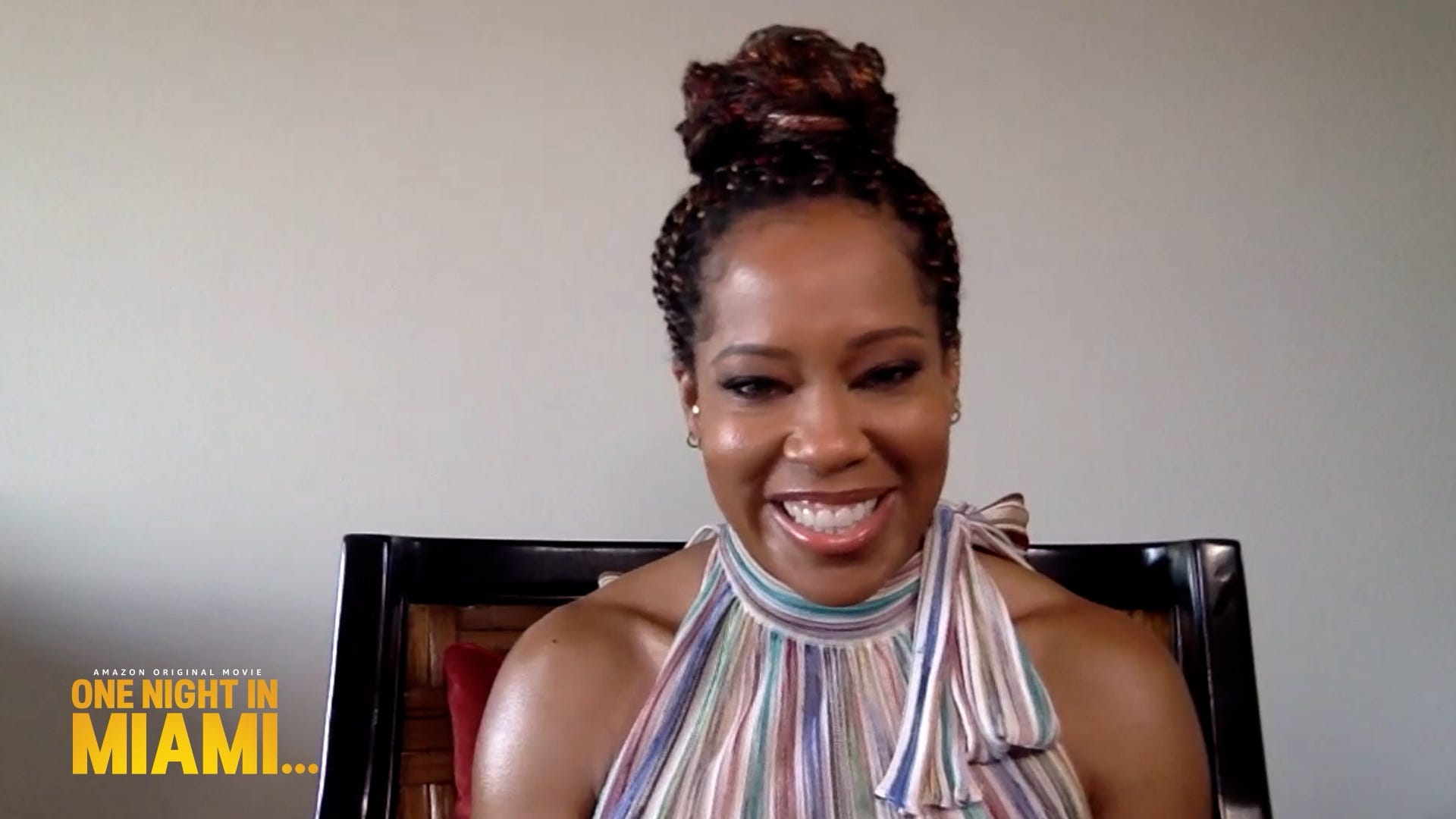 Actress Regina King Says She Was Destined To Become A Director
