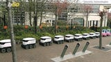 These autonomous robots put the special in special delivery and you might see them on a college campus near you!