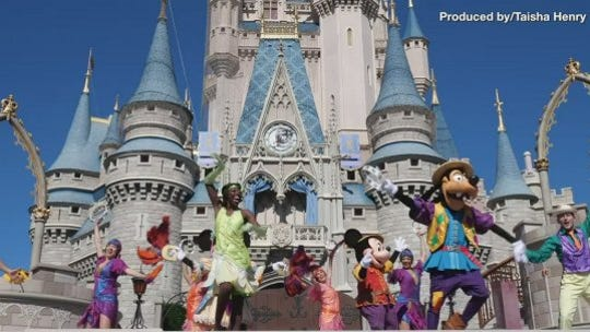 Cinderella Castle at Disney World will get a makeover in honor of 'Cinderella' movie