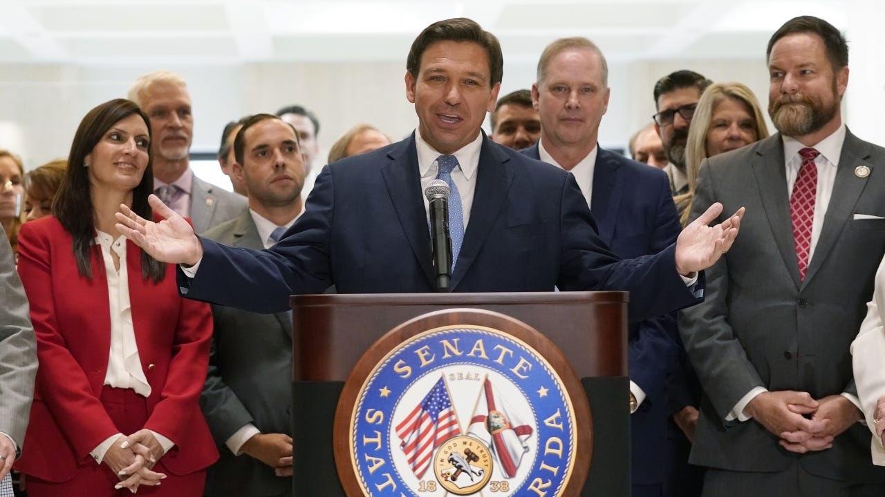 A tale of two election laws: While Georgia saw a corporate backlash, response is muted in Florida 1