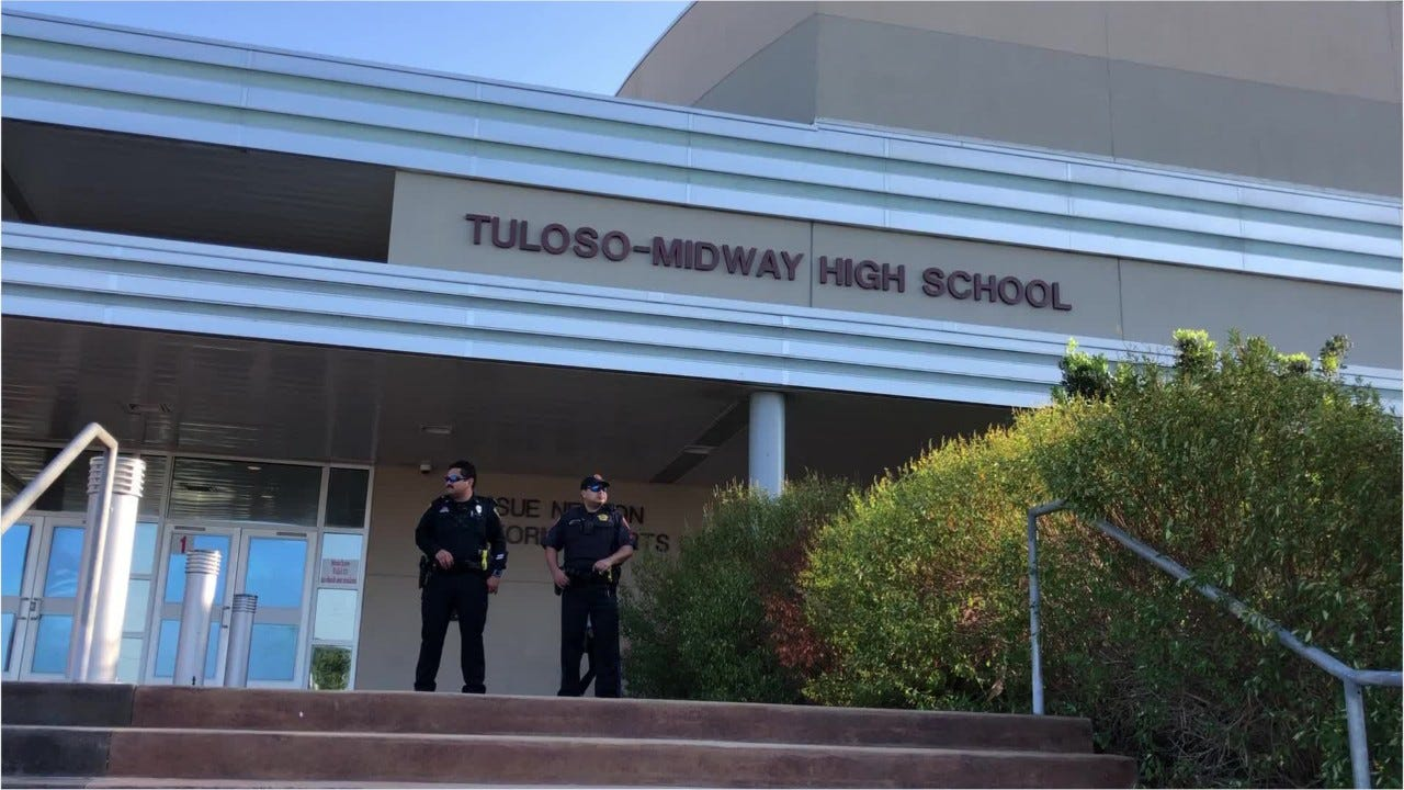 Tuloso-Midway threat: CCPD adds officers to 'safeguard the