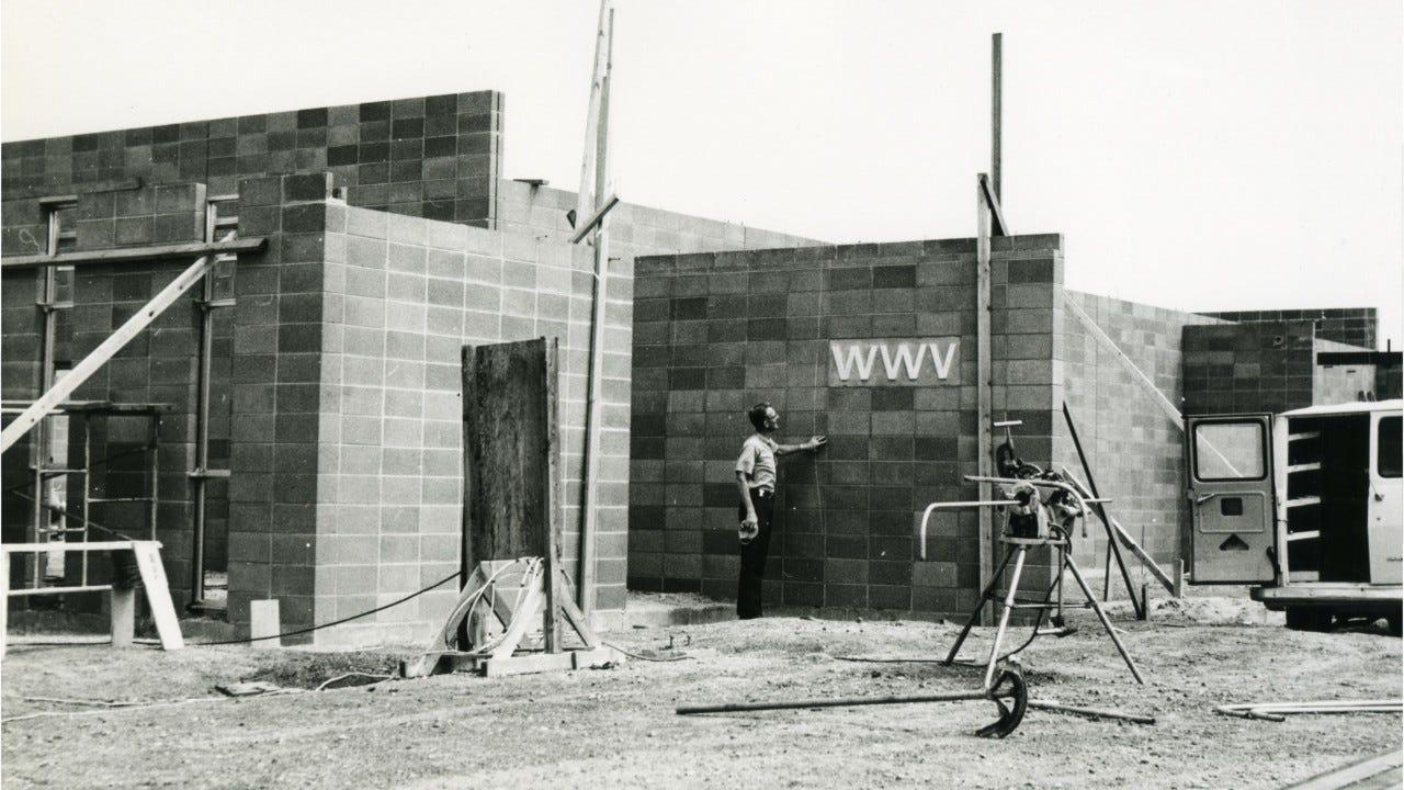 Take a look inside USA's timekeeper - radio station WWV