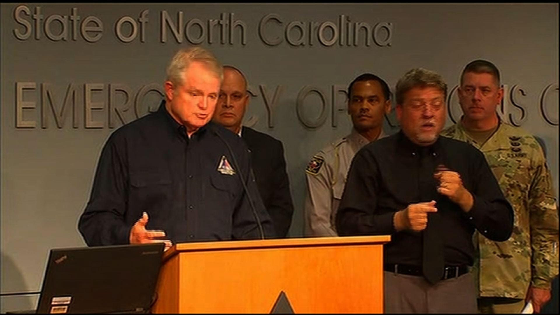 NC officials to residents: heed evacuation orders