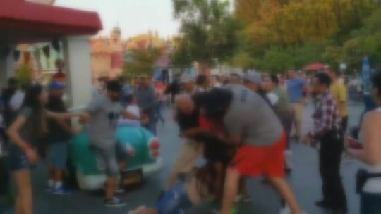 Disney family member slams Disneyland theme park over low wages after undercover visit