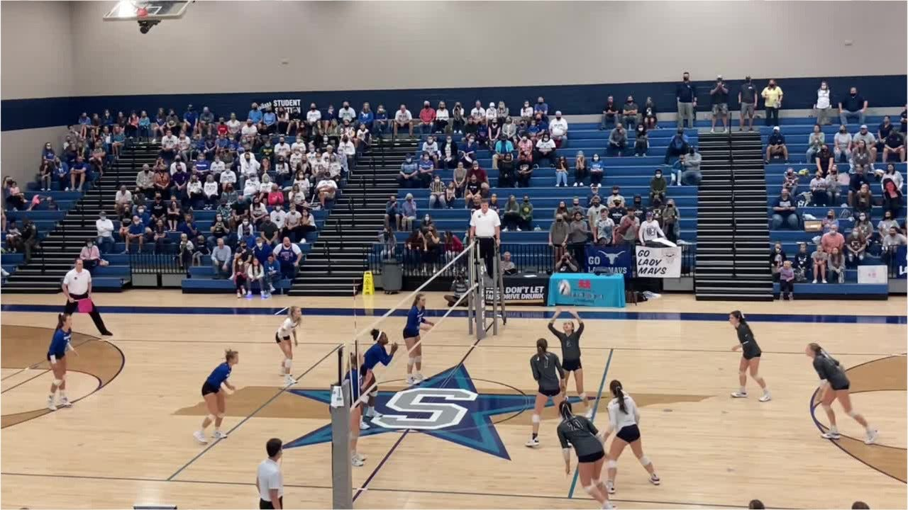 VIDEO: Class AA Volleyball Final, Nolensville 3, Anderson County 1