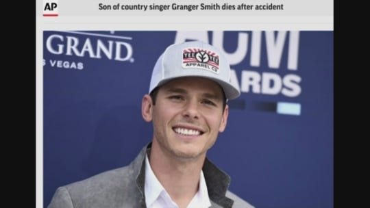 Granger Smith shares emotional update 3 months after losing son River: 'Life is a storm'