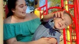 Debbie Cabrales, of Woodburn, is struggling to find affordable child care for her 2 -year-old son Kaique Emilio Escalante-Cabrales.