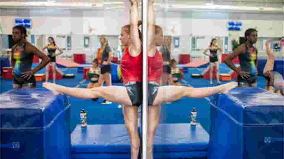 Winter Olympics Gymnastics 2020.Jade Carey Of The Arizona Sunrays Is A Contender To Make U S Women S Gymnastics Team