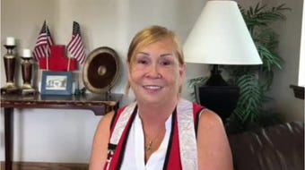 Red Cross volunteer deploys to Louisiana ahead of Tropical Storm Barry