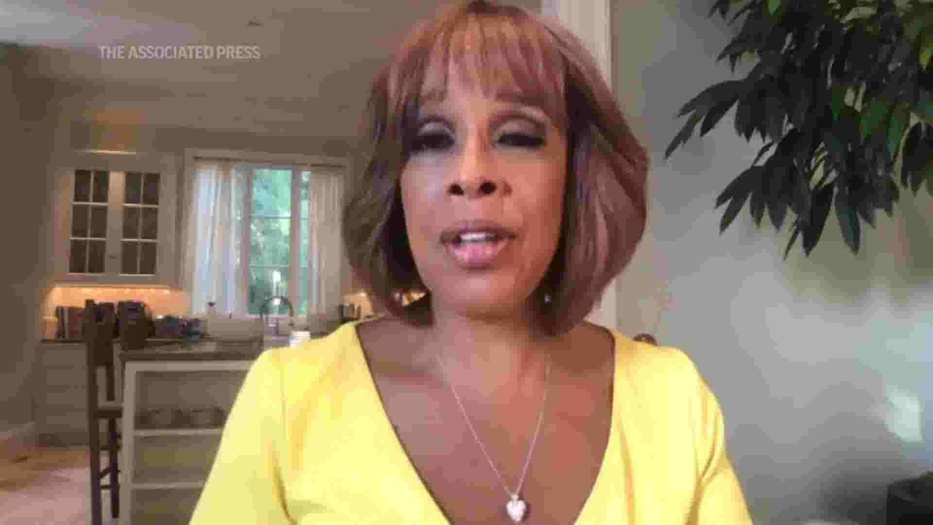 Gayle King: 'I love radio so much'