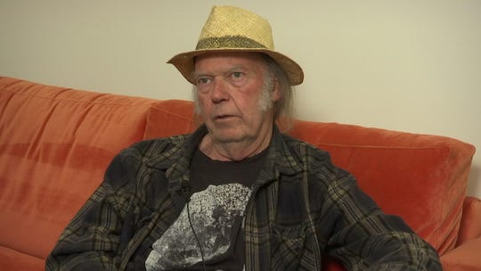Neil Young says President Trump is 'a disgrace to my country' in scathing open letter