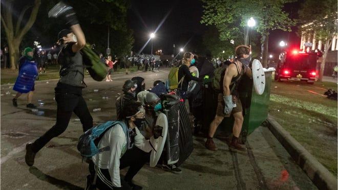 Kenosha protests