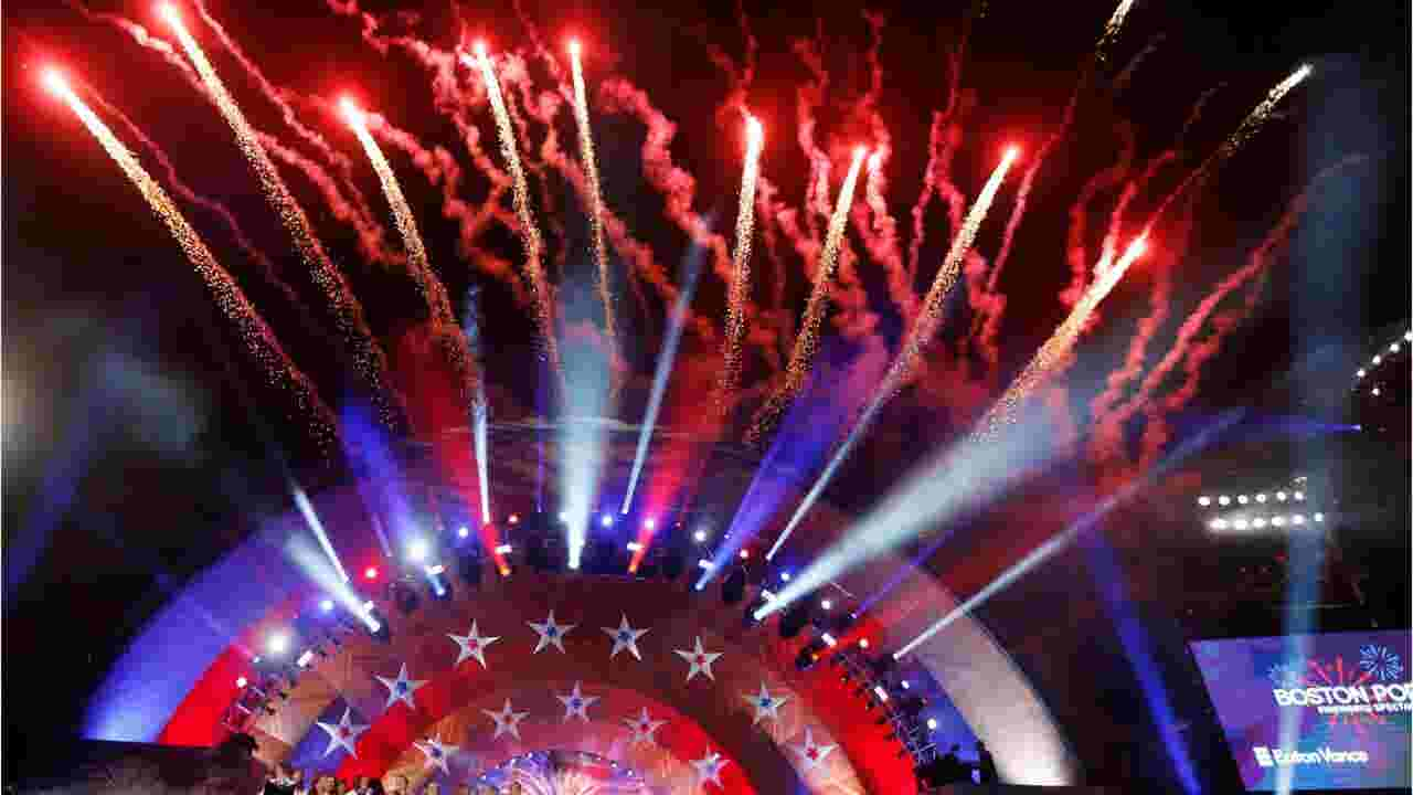 How to take great fireworks pictures on the Fourth of July