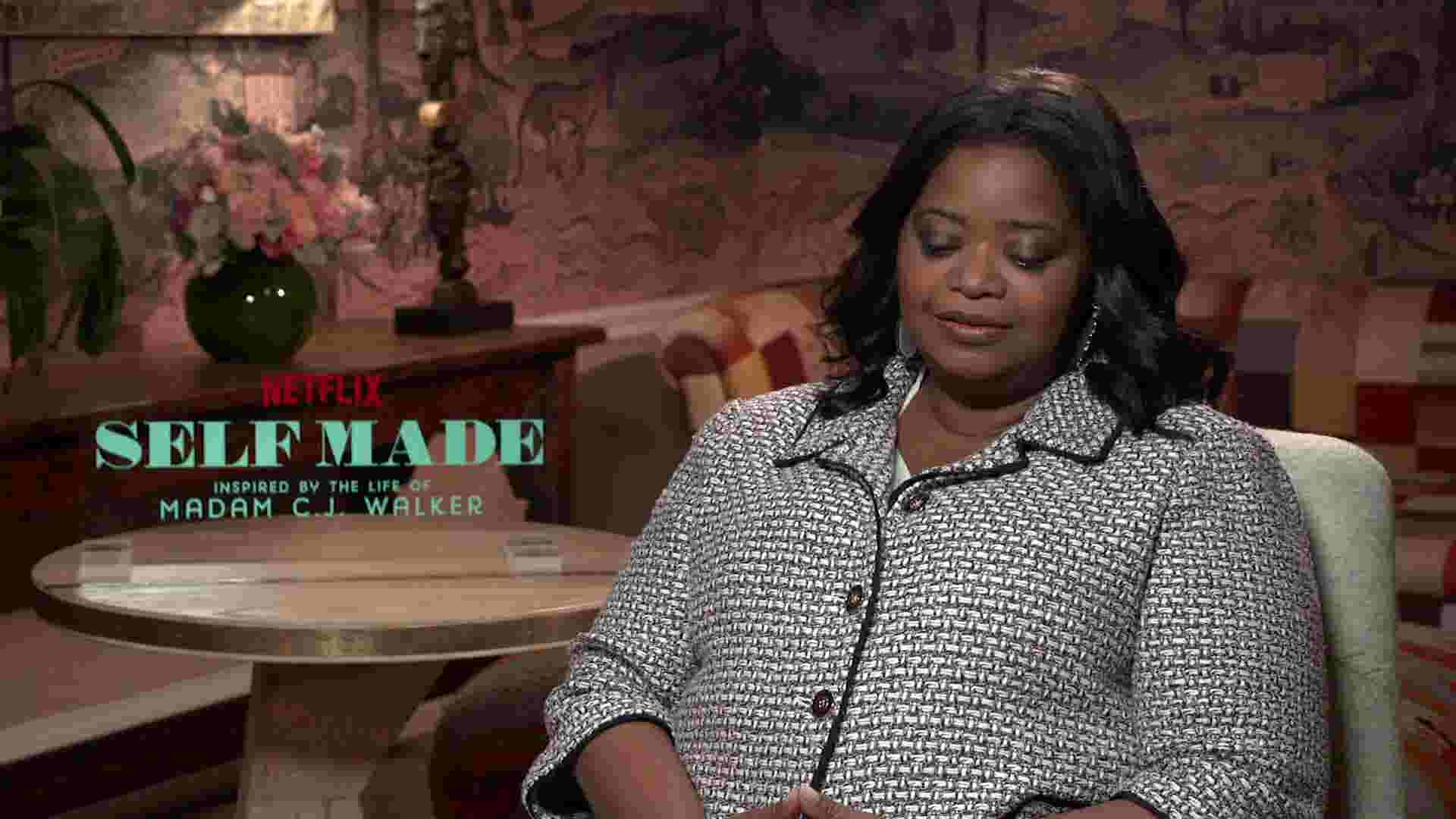 Octavia Spencer sends well wishes to Tom Hanks and Rita Wilson
