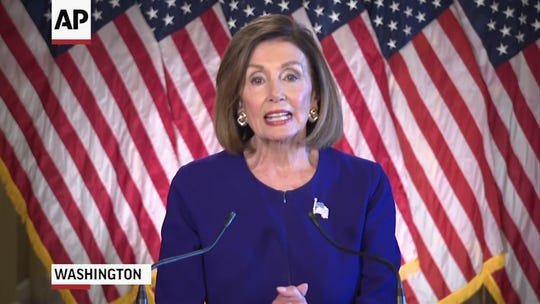 Read Nancy Pelosi's full remarks as she called for an impeachment inquiry of President Trump