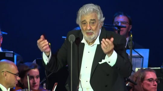 Opera star Plácido Domingo to be absent from Batuta Prizes, organizers say