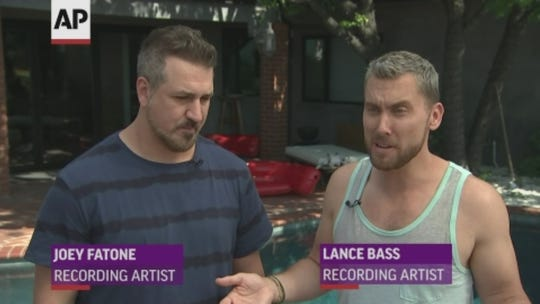 Lance Bass on feeling confusion, guilt after NSYNC creator Lou Pearlman's death