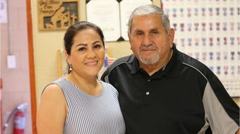 Salvador Martinez, a Vietnam veteran from Carlsbad, discovered 47 years after returning from the war that he had fathered a daughter in Vietnam.
