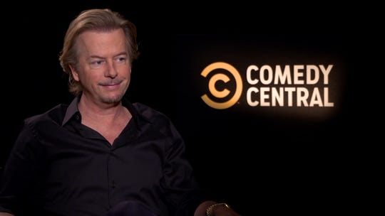 Clam chowder Popsicle, Area 51 and 'Cats' trailer: David Spade talks summer in pop culture