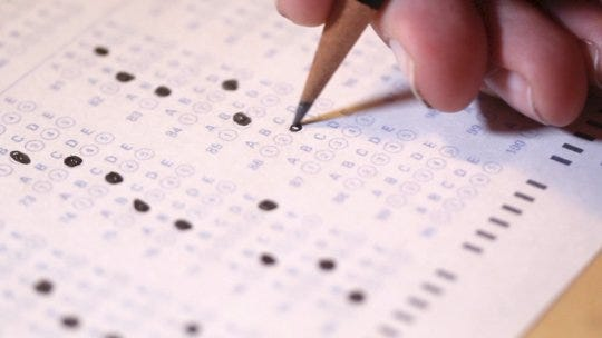 ACT test changes could mean higher scores, especially for wealthy students