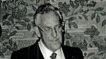 J. Edward Derrick, 88, of Windsor, died May 4, 2019.