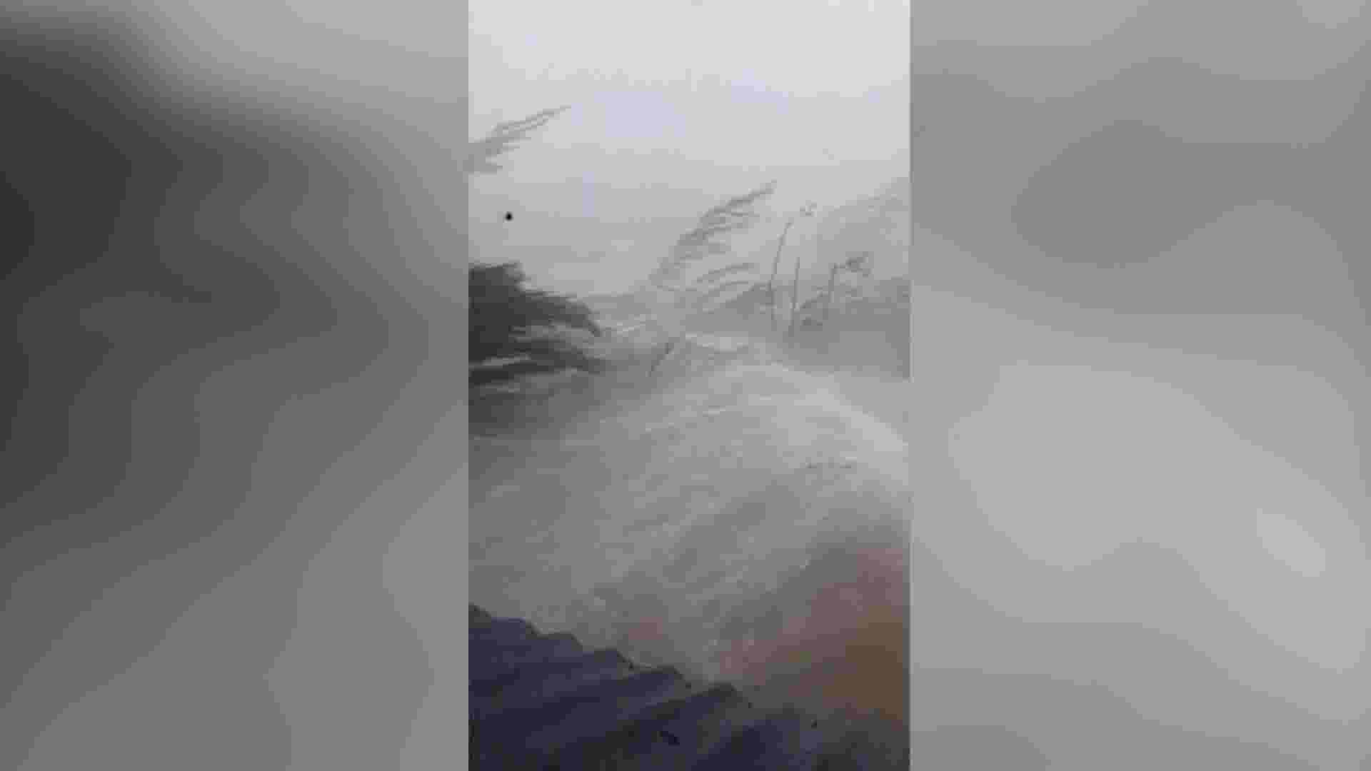 Aerial Hurricane Dorian video, photos show Bahamas damage