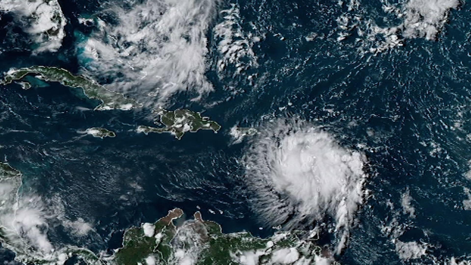 Puerto Rico braces for Tropical Storm Dorian