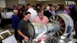 Arconic held an open house event to mark its 40th year of manufacturing precision aircraft engine parts in Wichita Falls.