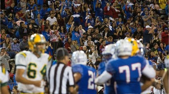 Mayfield and Las Cruces will meet for the 55th time.