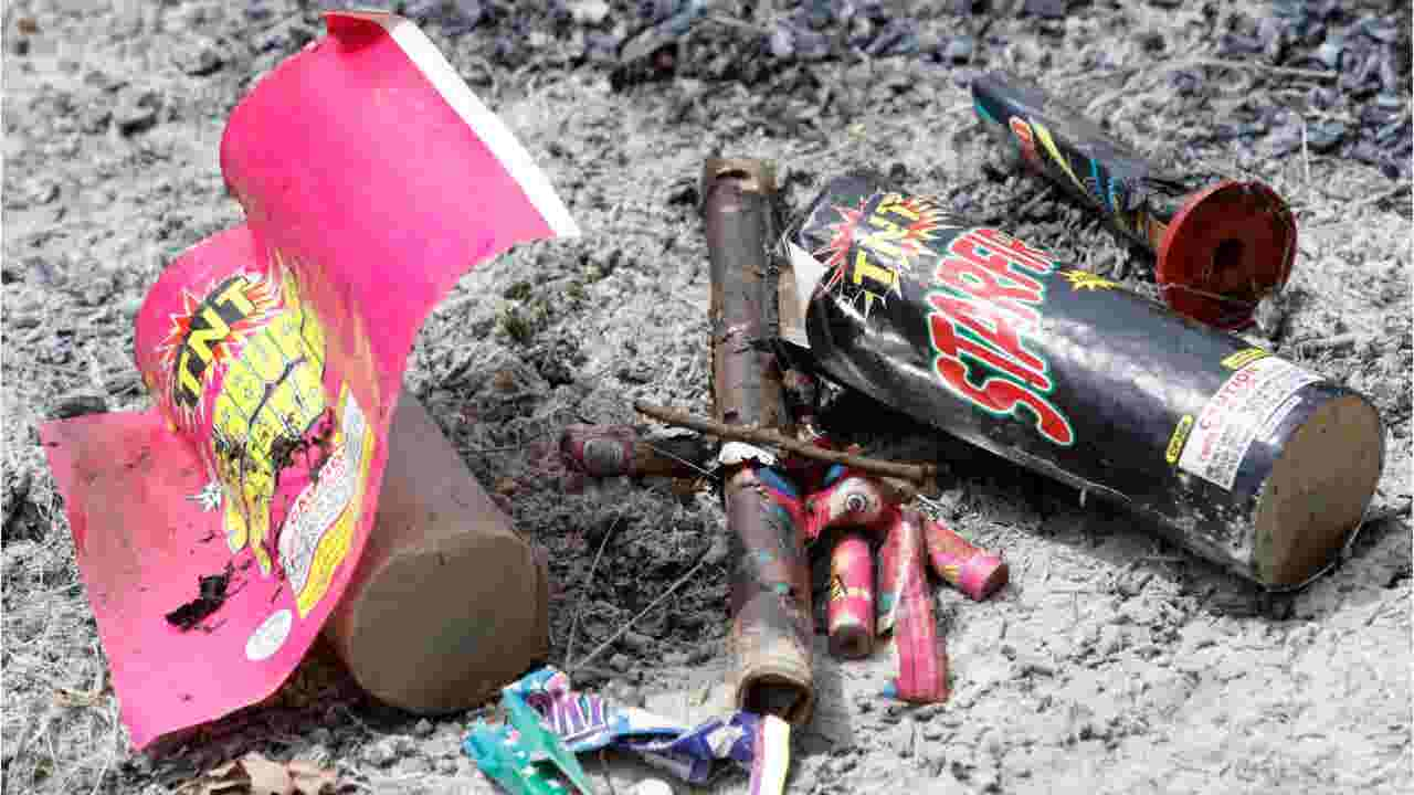 Fireworks banned in Shasta County and here's why