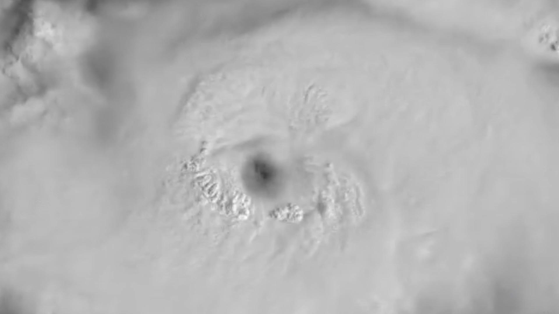 See The Menacing Eye Of Hurricane Dorian