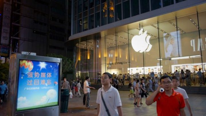 Apple's reputation is slipping in China