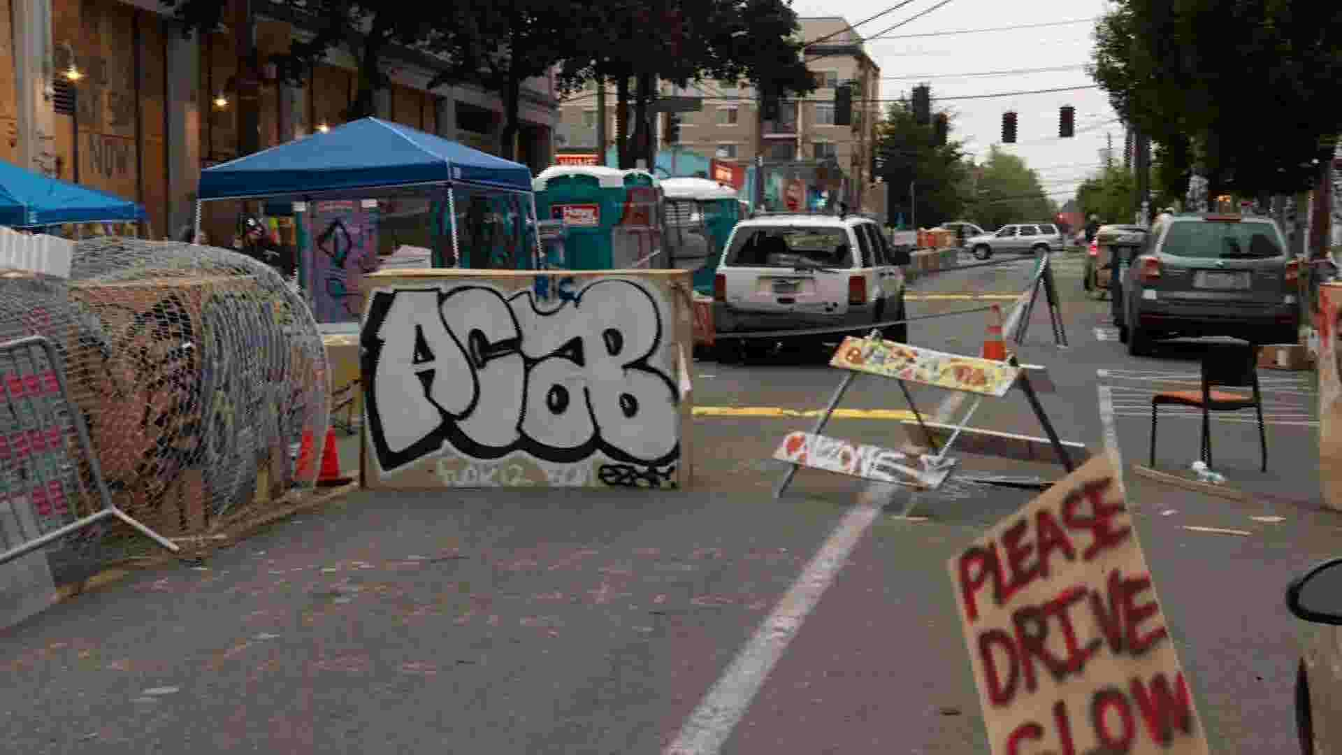 Shooting at Seattle CHOP protest area leaves 1 dead thumbnail