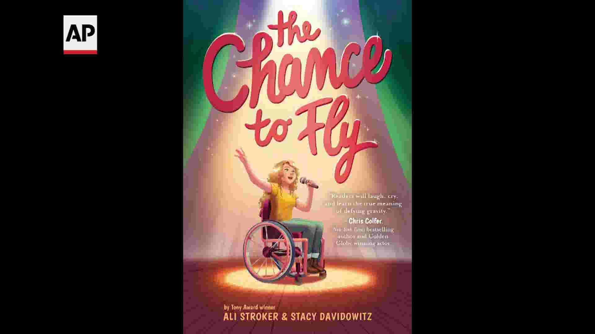 Ali Stroker book offers representation, empowerment