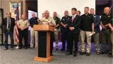 Sheriff Jay Russell talks future efforts to target repeat offenders