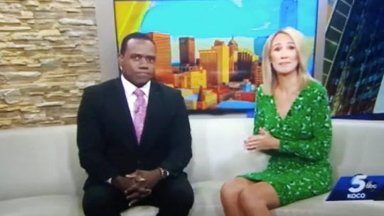 TV host issues tearful apology after saying her black co-anchor looks like a gorilla