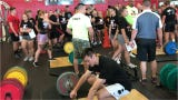 ROCORI High School had 220 athletes compete in the eighth Spartan Challenge