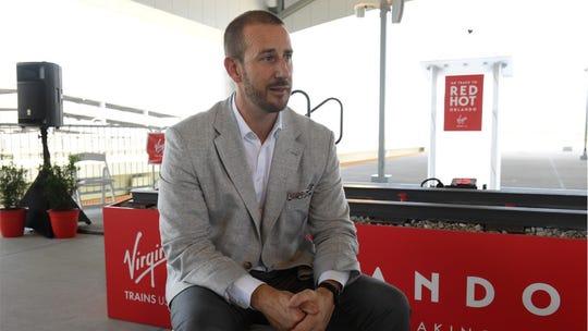 Virgin Trains' Orlando leg underway as railroad eyes expansions to Tampa, Las Vegas