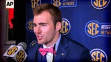 Georgia quarterback Jake Fromm discusses his improvement as the Bulldogs come off an 11-win season. (July 17)