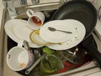 A third of us have ended a relationship over household chores