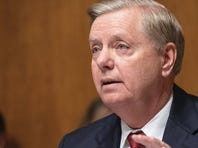 """Sen. Lindsey Graham, R-S.C., has called President Donald Trump's public call for China to investigate Joe Biden and his son """"stupid."""""""