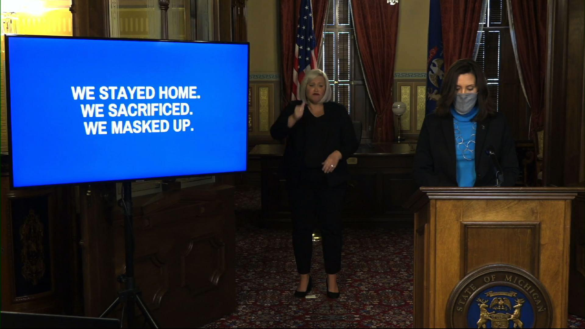 New Michigan Covid 19 Restrictions Begin Wednesday What We Know