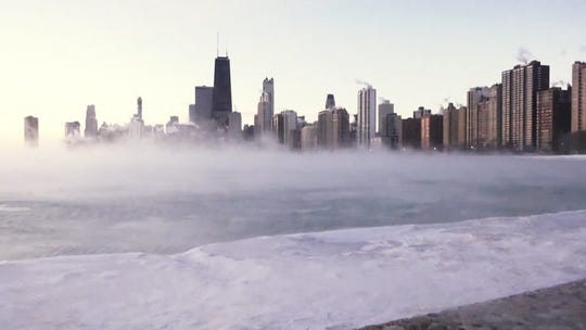 What happened to winter? And where's the polar vortex?